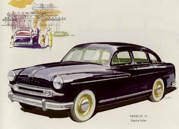 Ford Vedette 1953 foto - 1