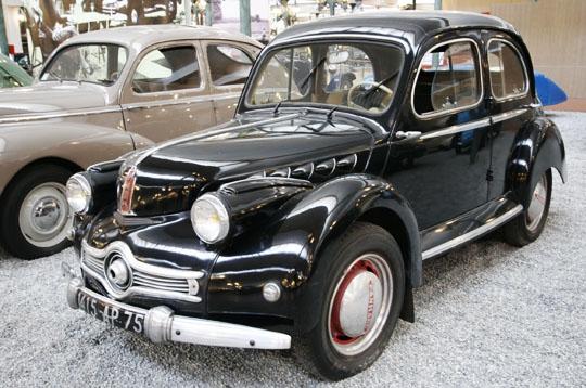 Ford Vedette 1953 foto - 4