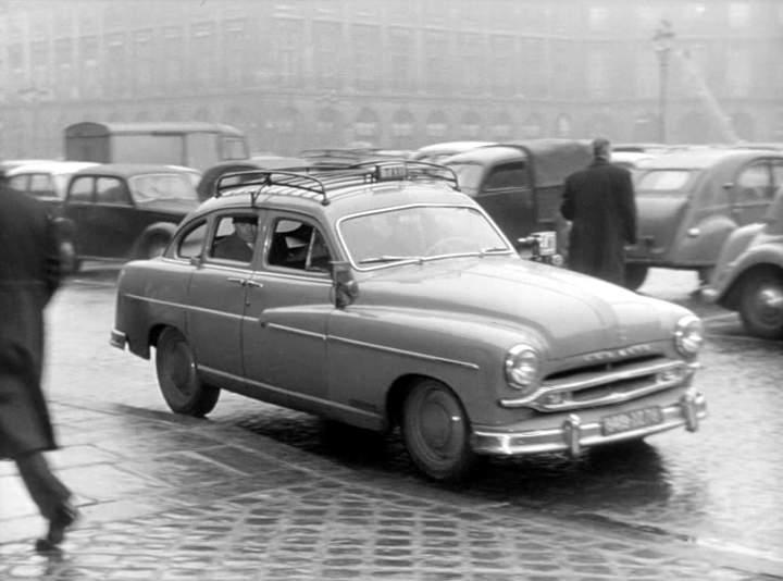 Ford Vedette 1953 foto - 5