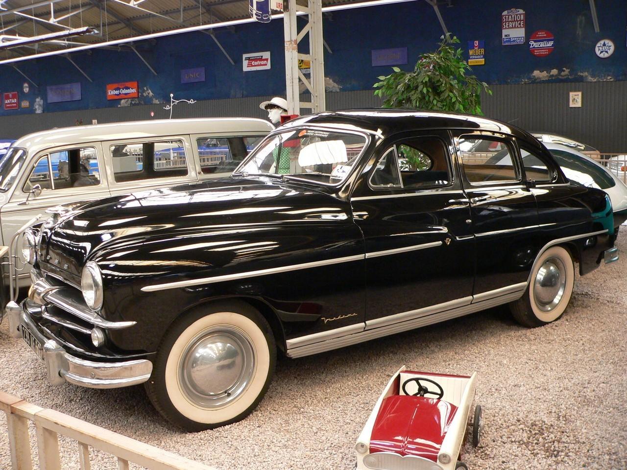 Ford Vedette 1954 foto - 1