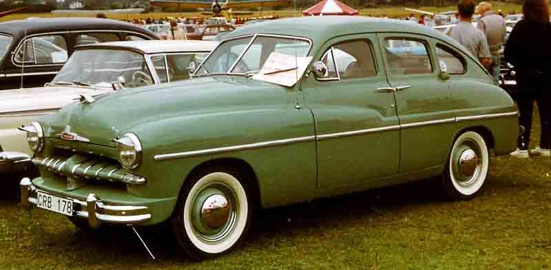 Ford Vedette 1954 foto - 3