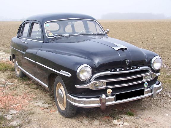 Ford Vedette 1954 foto - 4