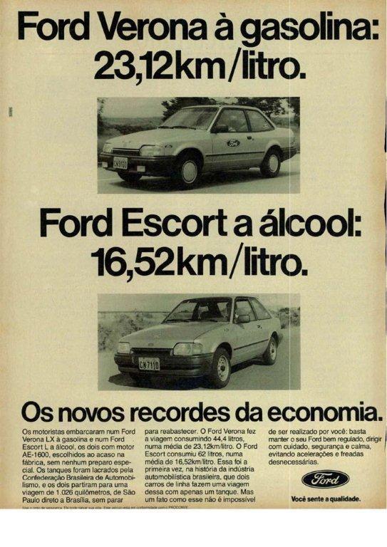 Ford Verona 1990 foto - 1