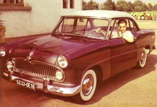 Ford Versailles 1955 foto - 1