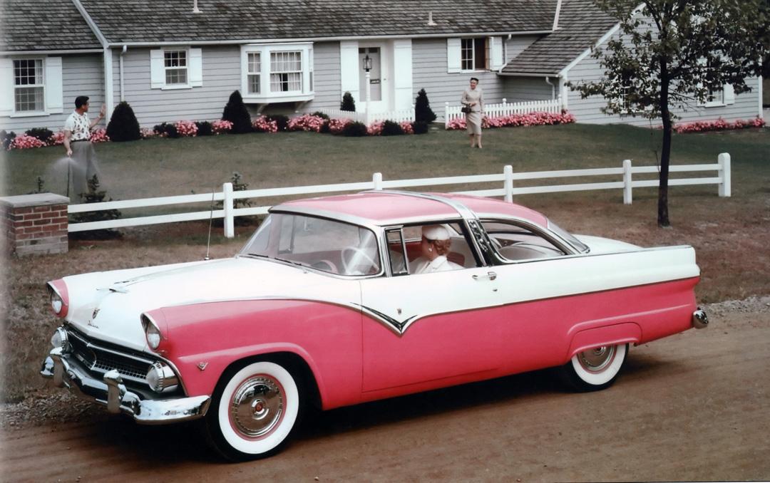 Ford Victoria 1951 foto - 1