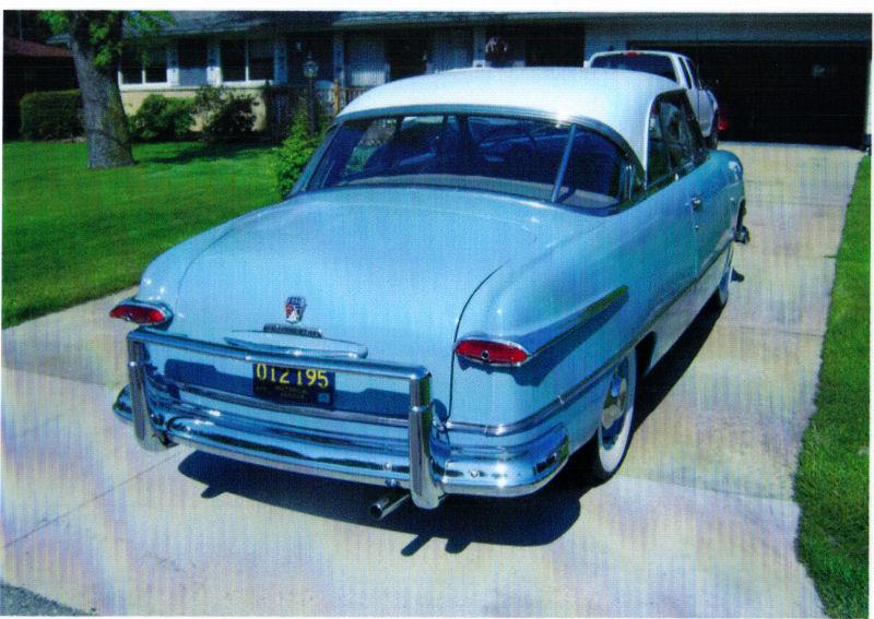 Ford Victoria 1951 foto - 4