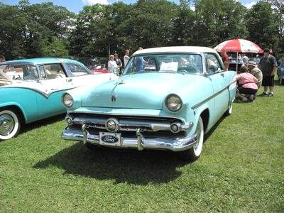 Ford Victoria 1954 foto - 2