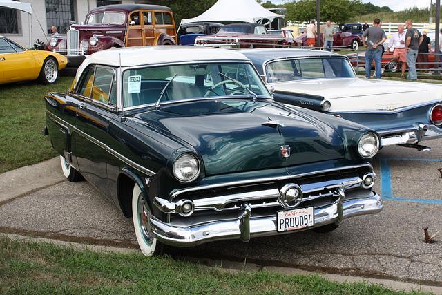 Ford Victoria 1954 foto - 4