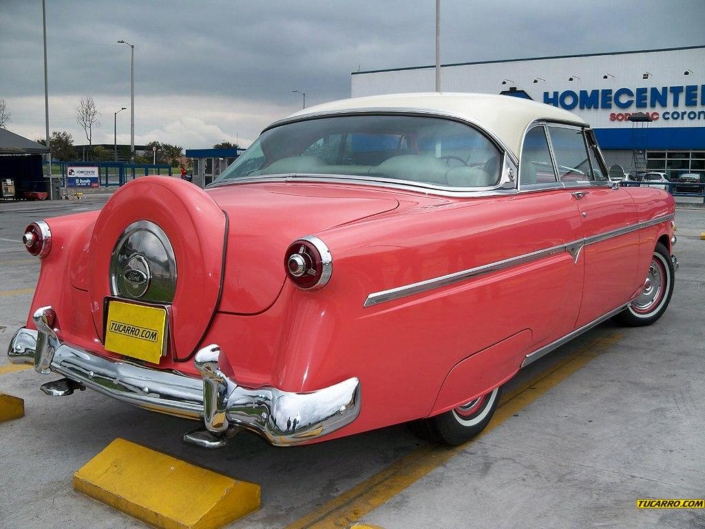 Ford Victoria 1954 foto - 5