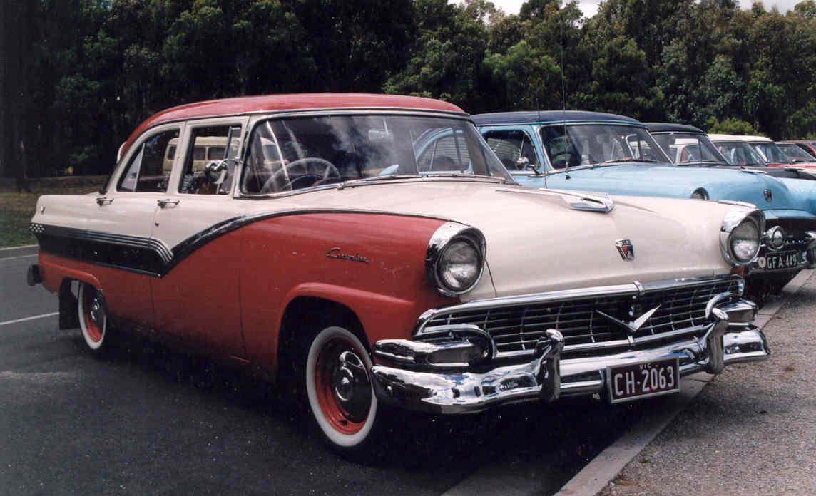 Ford Victoria 1957 foto - 3