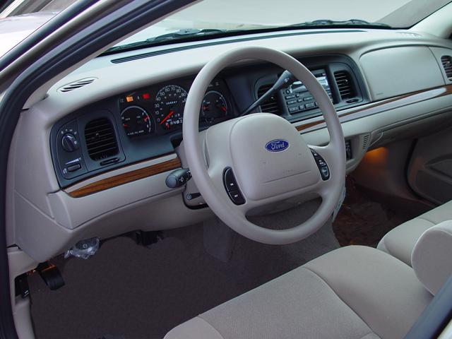 Ford Victoria 2015 foto - 1