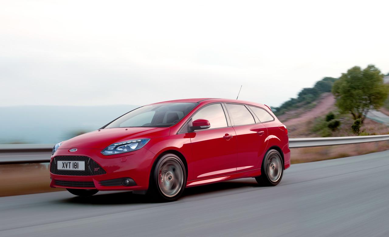Ford Wagon 2013 foto - 3