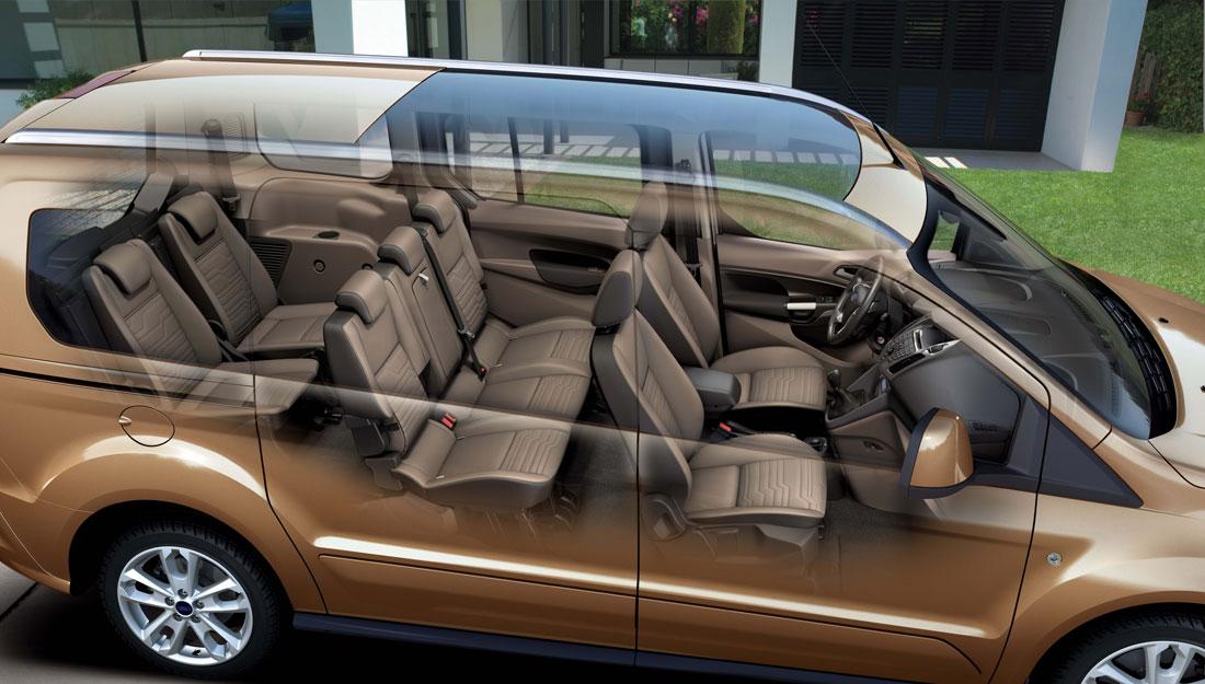 Ford Wagon 2014 foto - 3