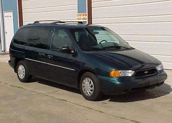 Ford Windstar 1994 foto - 1