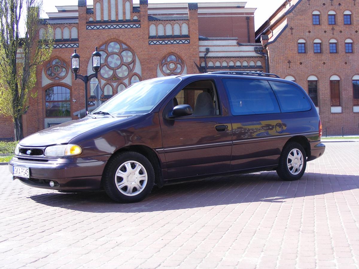 Ford Windstar 1994 foto - 5