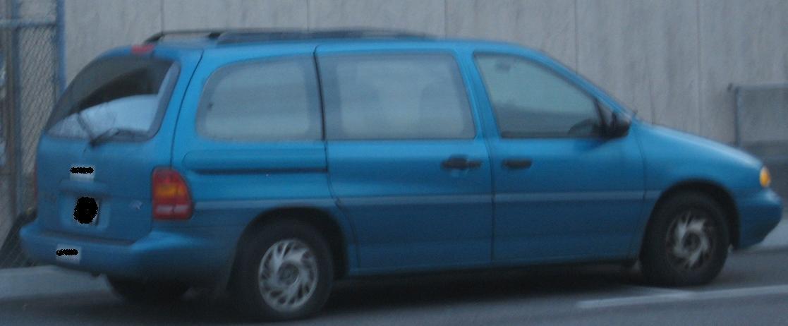 Ford Windstar 1995 foto - 2