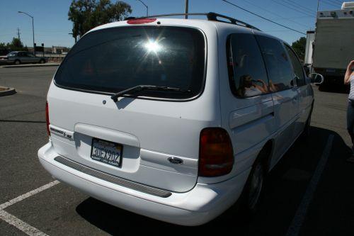 Ford Windstar 1995 foto - 3