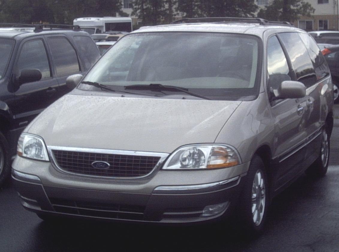 Ford Windstar 1995 foto - 4