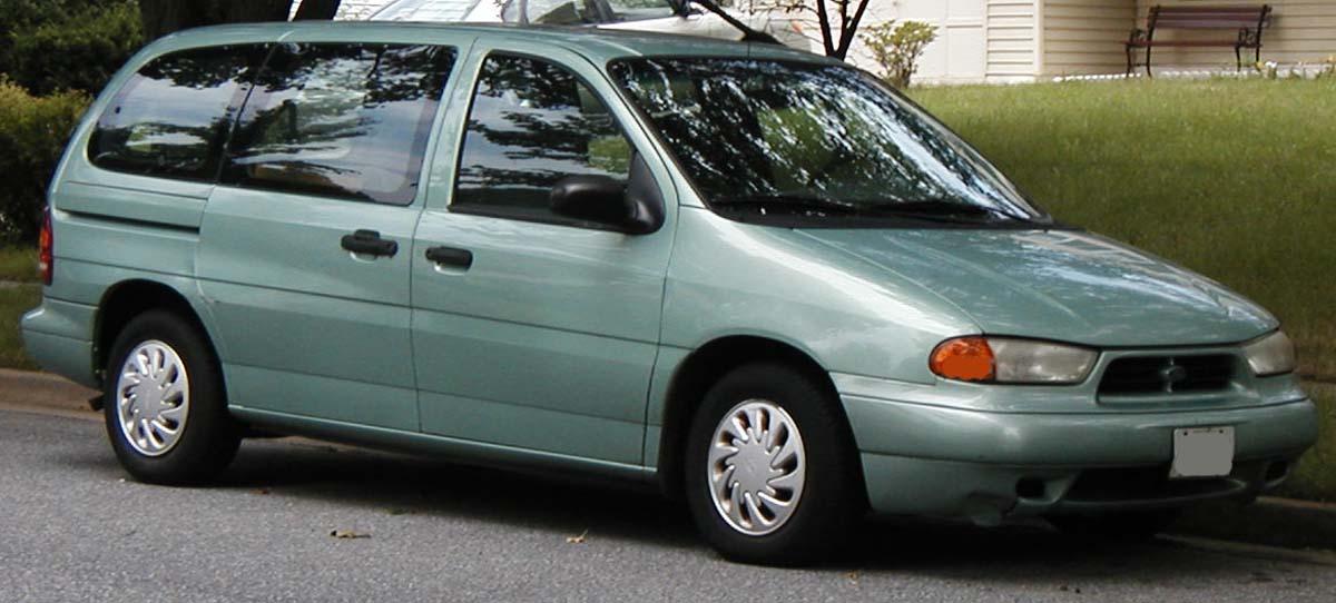 Ford Windstar 1996 foto - 3