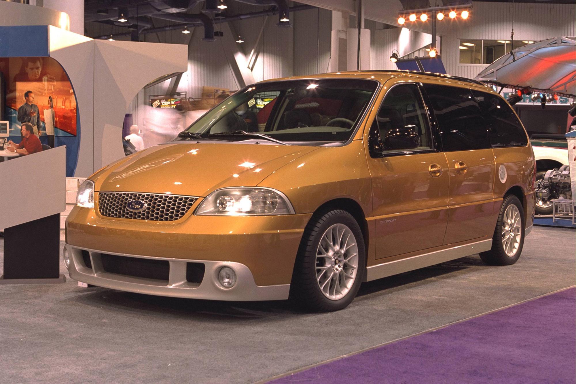 Ford Windstar 2000 foto - 2