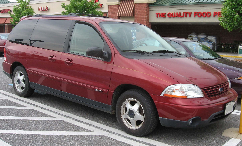 Ford Windstar 2000 foto - 4