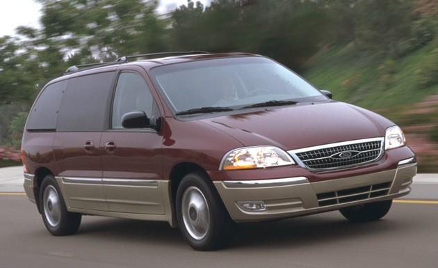 Ford Windstar 2000 foto - 5