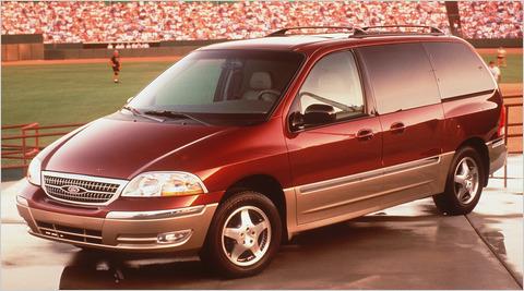 Ford Windstar 2002 foto - 2