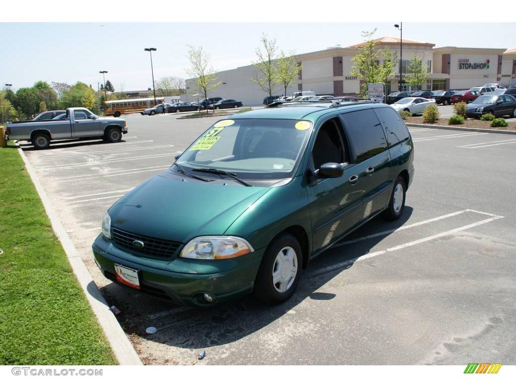 Ford Windstar 2002 foto - 5