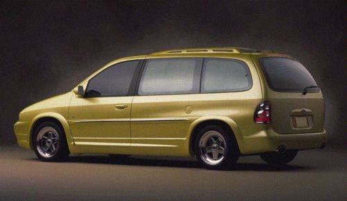 Ford Windstar 2003 foto - 1