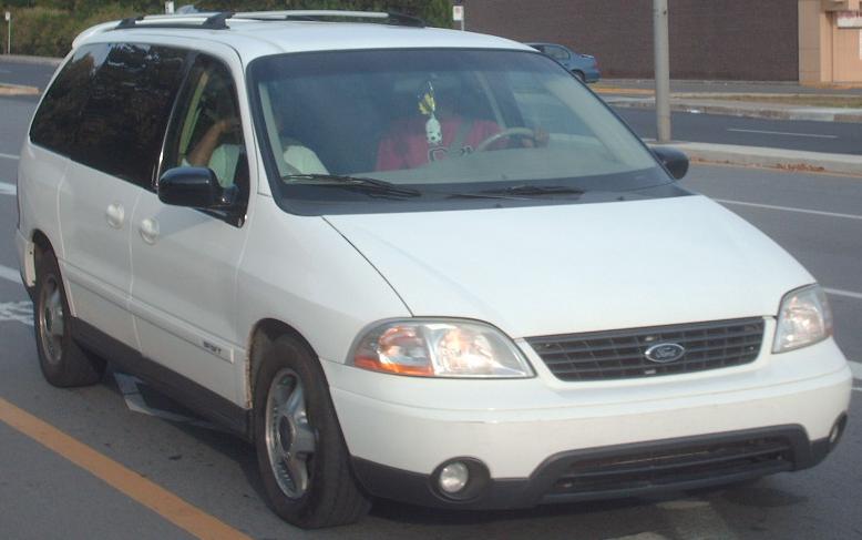 Ford Windstar 2003 foto - 2
