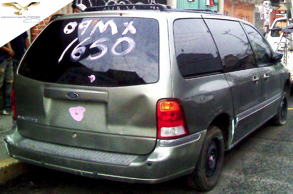 Ford Windstar 2003 foto - 4
