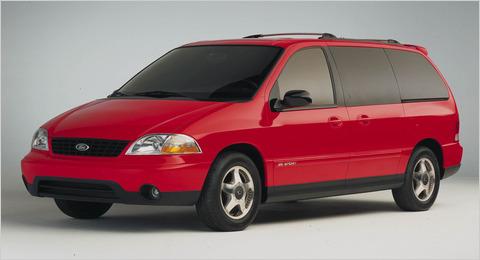 Ford Windstar 2004 foto - 3