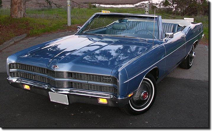 Ford XL 1969 foto - 1