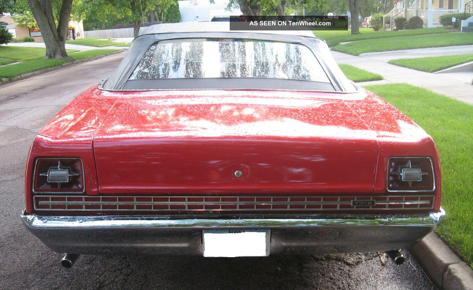 Ford XL 1969 foto - 5
