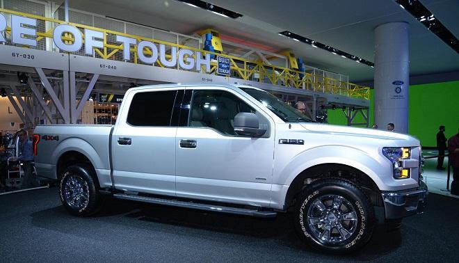 Ford XL 2015 foto - 4