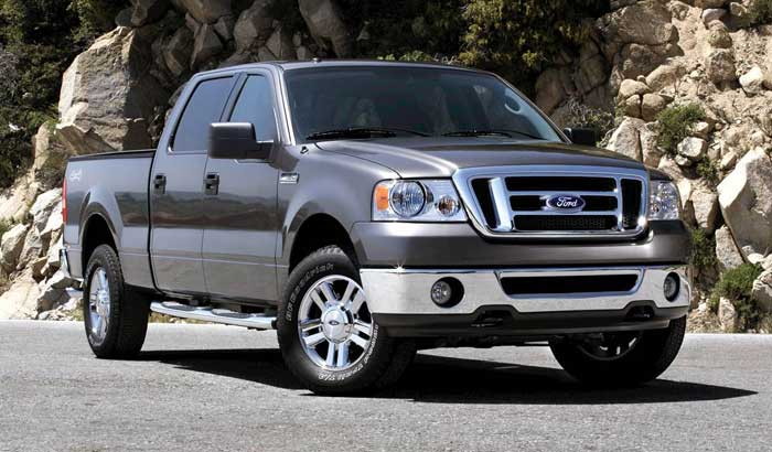 Ford XLT 2007 foto - 1