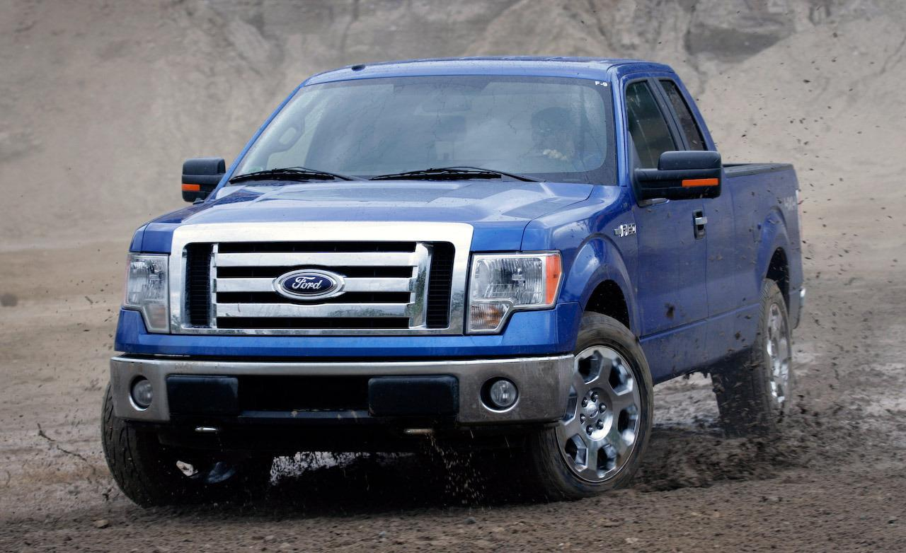 Ford XLT 2008 foto - 1