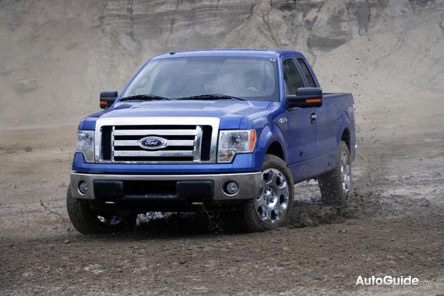 Ford XLT 2009 foto - 2