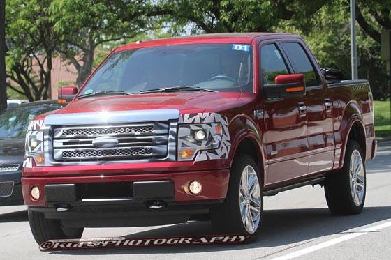 Ford XLT 2013 foto - 2