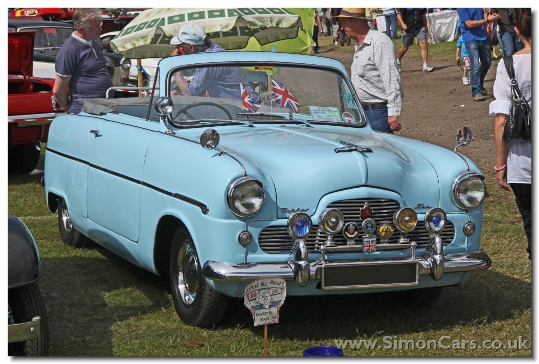 Ford Zephyr 1954 foto - 2