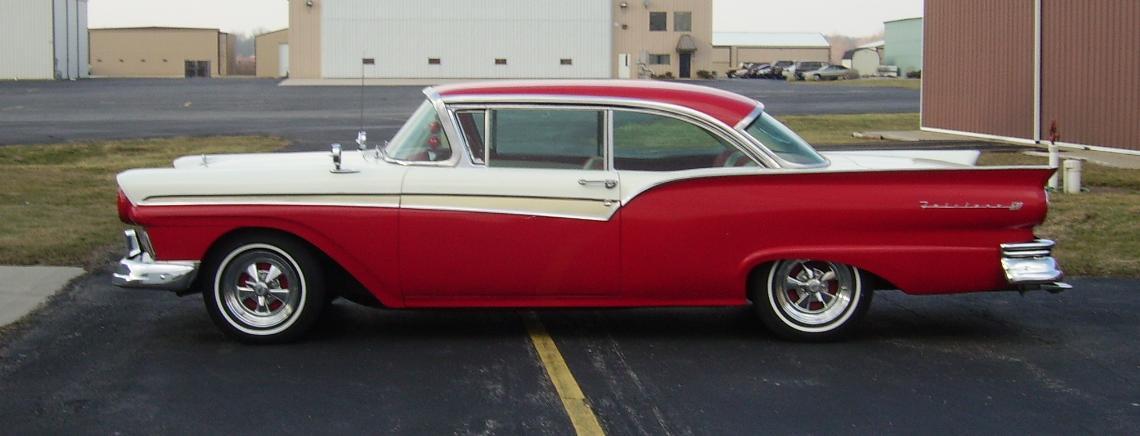 Ford Zephyr 1958 foto - 1