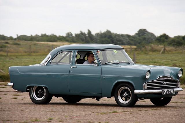 Ford Zephyr 1958 foto - 3