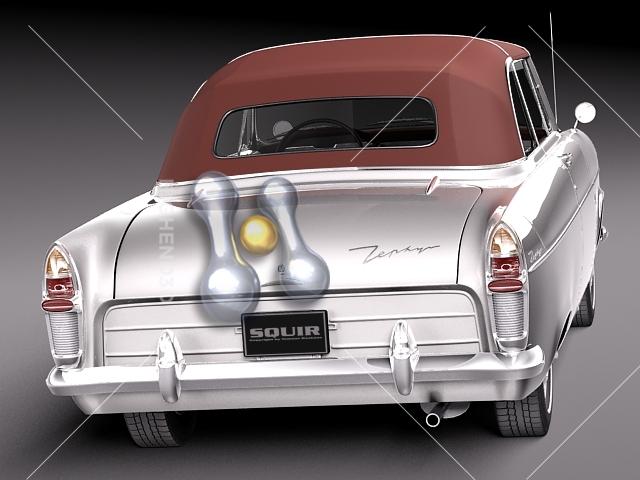 Ford Zephyr 1958 foto - 4
