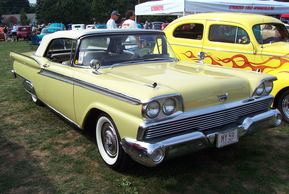 Ford Zephyr 1959 foto - 1