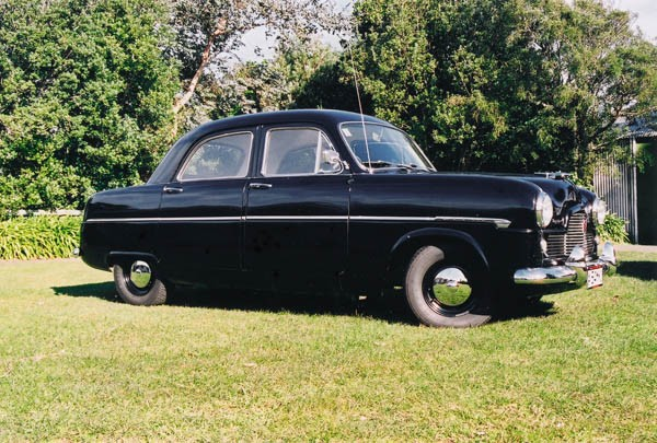 Ford Zephyr 1959 foto - 3