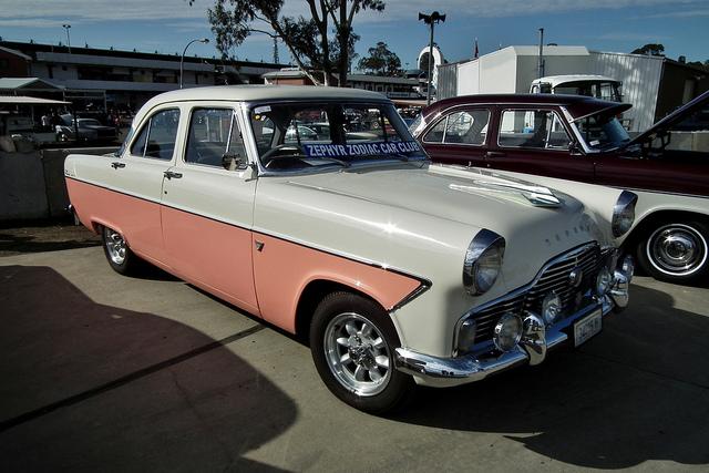 Ford Zephyr 1960 foto - 1