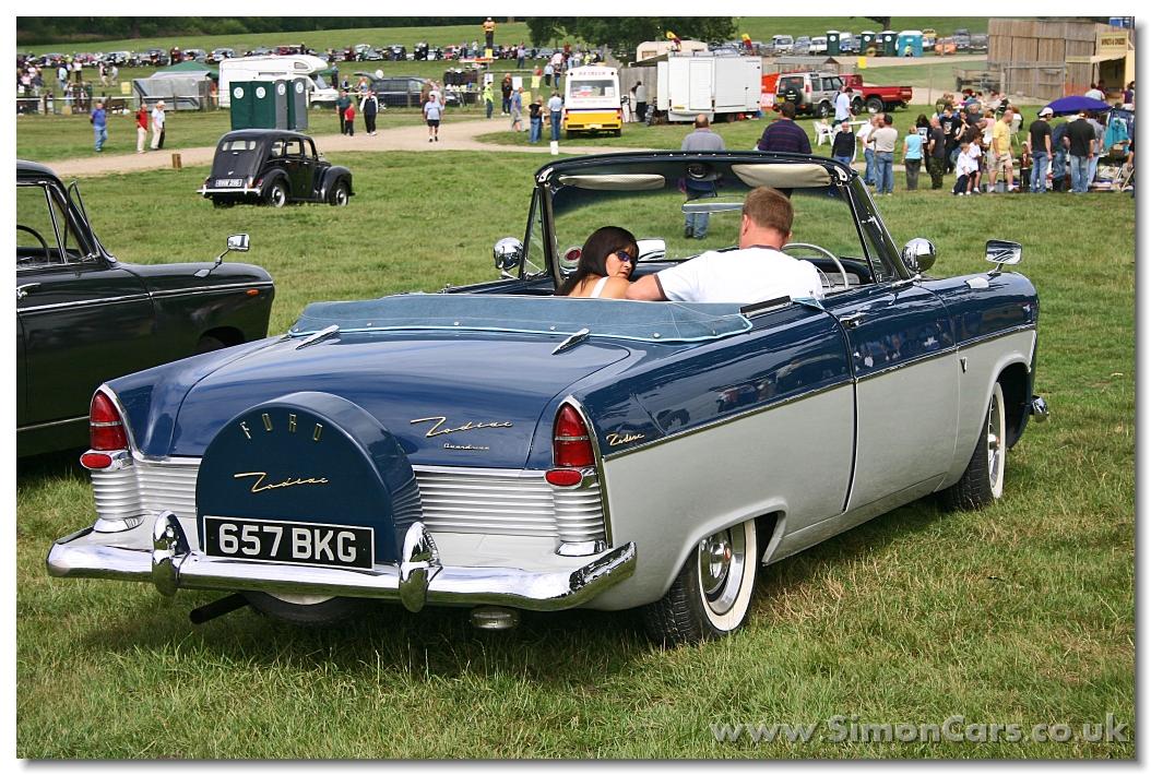 Ford Zephyr 1960 foto - 3
