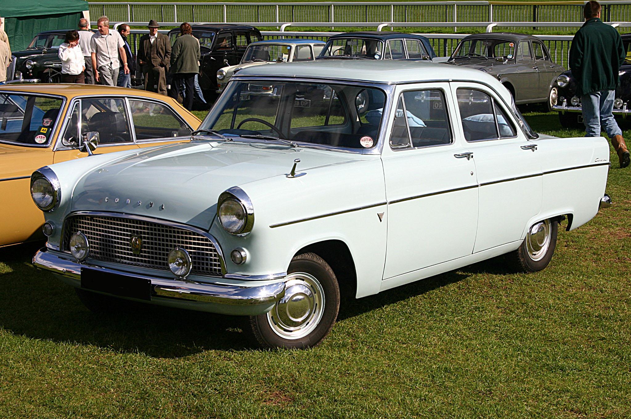 Ford Zephyr 1960 foto - 4