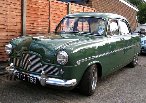 Ford Zephyr 1961 foto - 5