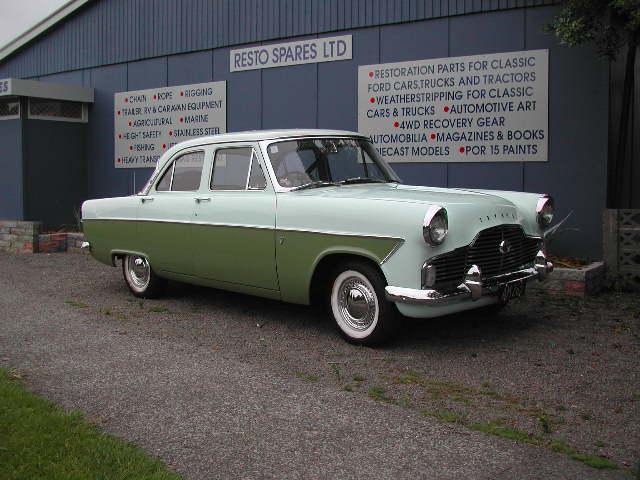 Ford Zephyr 1962 foto - 1